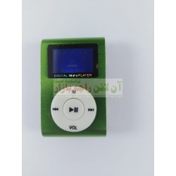 Metal MP3 Shuffle with Digital Display
