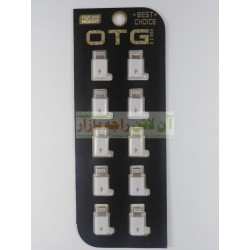 Best Choice Connector Micro 8600 to iPhone 5/6/7