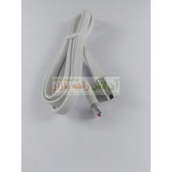 Soft Skin Flexible Orange Grip Micro Cable