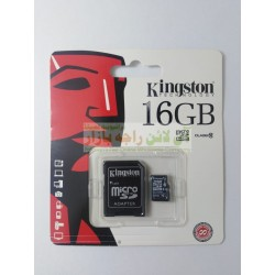 Kingston Micro 16GB Memory Card