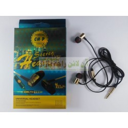 CH-P Giant Sound Metal Hands Free with Volume Control