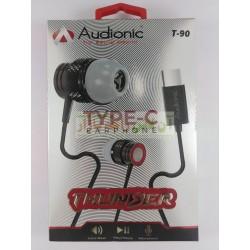 Audionic Thunder T-90 Earphone For Type-C