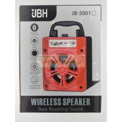 JBH Wireless Boosting Sound MP3 Player
