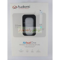 Audionic Professional HD Voice Single Airbud with Silicone Case