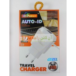 Hi Power 3.5A Charger 2USB Auto ID Fast Charging