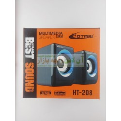 HotMai Best Sound HT-208 Multimedia Speakers