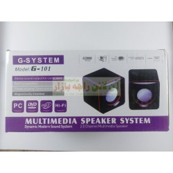 Dynamic Modern Sound G-System G-101 Speakers