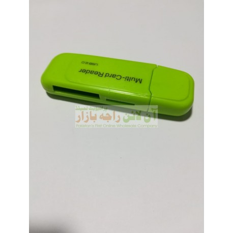 Heavy Duty Multi SD Card Reader