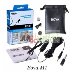 Professional BOYA M1 Mic for PC & Mobile
