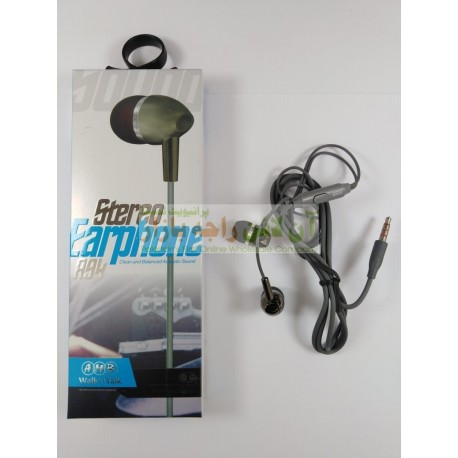 AMB Safe Sound Stereo Earphone A-94