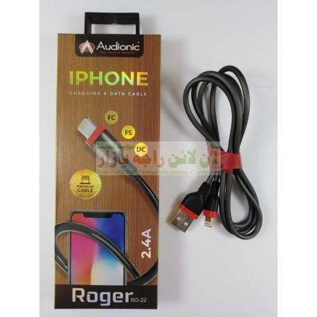 Audioni Premium Roger RO-22 iPhone Data Cable