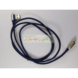 Premium Quality iPhone 5/6/7 Metal Head Data Cable