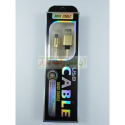 Stain Resistant Durable Shine Head Data Cable