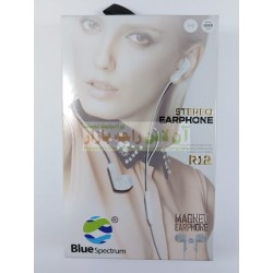 Blue Spectrum R-12 Magnetic Hands Free with Sharp Quality