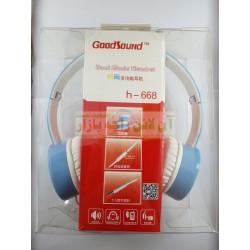 Good Sound Dual Mode Computer Headset H-668