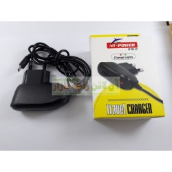 NT-Power Gold Changing Lights Micro 8600 Charger