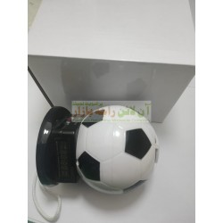 Digital Football Shaped Bluetooth MP3 Player & Speaker