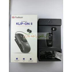 Audionic ClipOn II Business Wireless Bluetooth Hands Free