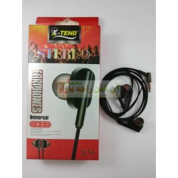 Xtend Stereo Universal Hands Free X9