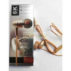 SK Power Extra Bass Universal Hands Free SK-01