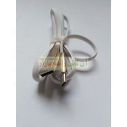 Soft & Flexible Metal Head Type-C Data Cable