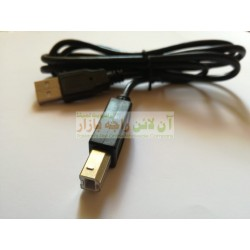Sharp Grip Printer Cable with USB 2.0