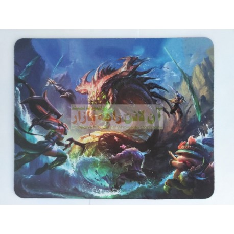 Colorful Gaming Mouse Pad in Bigger Size