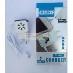 Hi-Links 2-Ports Expert Travel Charger 8600