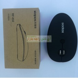 KEPOS Mat Finished Wireless Mouse FR-032