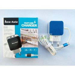 New Asia Fast Charger 2.1A