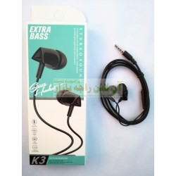 Extra Base Stereo Sound Hands Free K-3