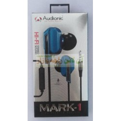 Audionic Next Generation Hi-Fi Sound Earphone Mark-1