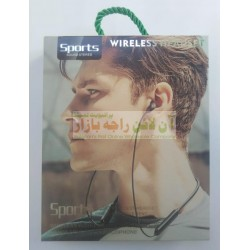High Fidelity Stereo Sound Sports Wireless Headset