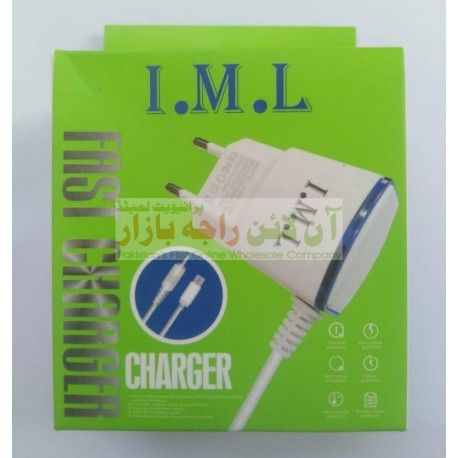 IML 2in1 Smart Quality Charger