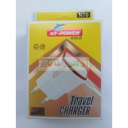 NT Power Gold Thin Pin N70 Charger