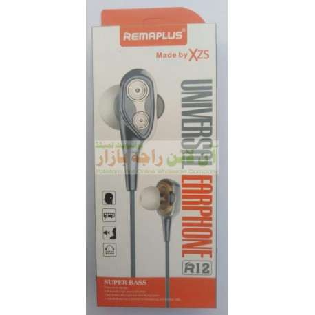 Remaplus Stylish Super Bass Hands Free XZS R-12