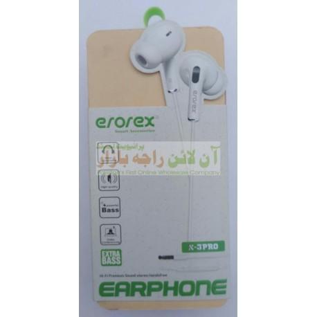 Erorex Smart New Style Earphone K-3 Pro