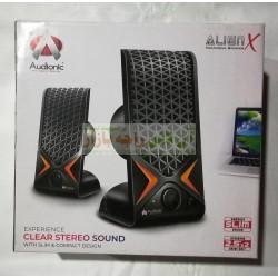 Audionic Alien-X Clear Sound Slim & Compact Design Multimedia Speakers