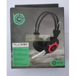 TC-L780 High Fidelity Big Sound Headphone with Mic