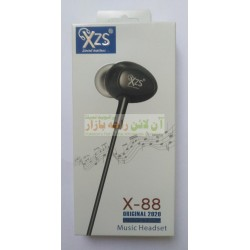 XZS Monster Sound Universal Music Headset X-88