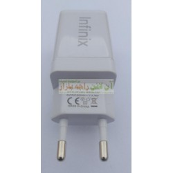 Infinix Square Cube Dual USB Port Adapter 2.0A