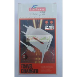 T10 Power 2-USB 2.1A Quick Charger T16