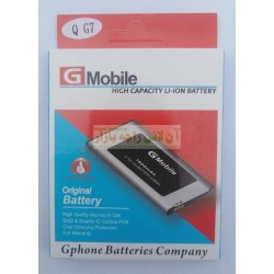 Premium Battery For Q-Mobile G-7