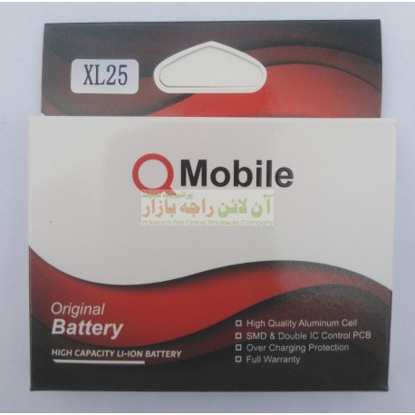 Premium Battery For Q-Mobile XL-25 & Others
