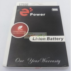 Premium Battery For Q-Mobile LT-550