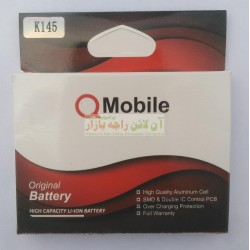 Premium Battery For Q-Mobile K-145 & Others