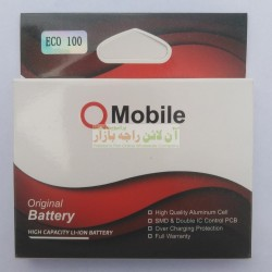 Premium Battery For Q-Mobile Eco-100 & Others