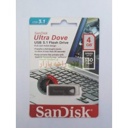 SanDisk Ultra Dove 4 GB USB Flash Drive