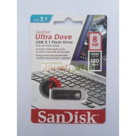 SanDisk Ultra Dove 8 GB USB Flash Drive
