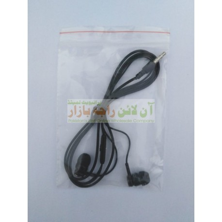 Flat Back Clear Sound 2in1 Hands Free (No Packing)
